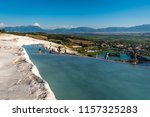 pamukkale  turkey   06 june... | Shutterstock . vector #1157325283