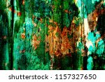 wood grungy background with... | Shutterstock . vector #1157327650