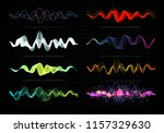 equalizer vector illustration.... | Shutterstock .eps vector #1157329630