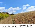 picturesque landscape in... | Shutterstock . vector #1157329690