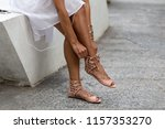 close up of hipster young  tan... | Shutterstock . vector #1157353270