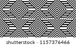 seamless pattern with striped... | Shutterstock .eps vector #1157376466