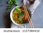 kedah famous hawker's food  ... | Shutterstock . vector #1157384410