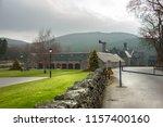 crathie  aberdeenshire  ... | Shutterstock . vector #1157400160