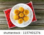 popular traditional indian... | Shutterstock . vector #1157401276