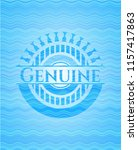 genuine light blue water style... | Shutterstock .eps vector #1157417863