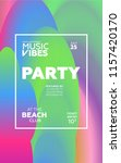 night party banner template for ...   Shutterstock .eps vector #1157420170
