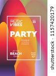 night party banner template for ...   Shutterstock .eps vector #1157420179