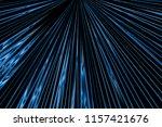 illustrative powerful blue... | Shutterstock . vector #1157421676