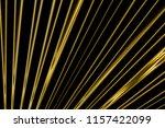 illustrative powerful yellow... | Shutterstock . vector #1157422099