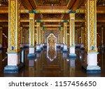 utai thani  th   february 17 ... | Shutterstock . vector #1157456650