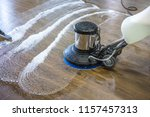 floor care and cleaning... | Shutterstock . vector #1157457313