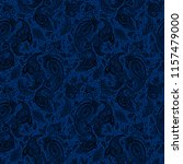 Seamless Paisley Pattern For...