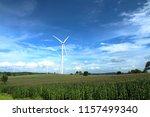 wind farm in thailand | Shutterstock . vector #1157499340