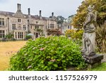 Traditional Old Manor House On...