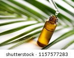 essential oil falling from... | Shutterstock . vector #1157577283
