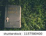 Vintage Old Holy Bible Book ...