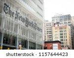 new york may 28 2018  camera... | Shutterstock . vector #1157644423
