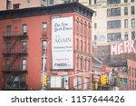 new york may 28 2018  camera... | Shutterstock . vector #1157644426