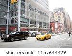 new york may 28 2018  camera... | Shutterstock . vector #1157644429