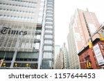 new york may 28 2018  camera... | Shutterstock . vector #1157644453