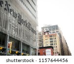 new york may 28 2018  camera... | Shutterstock . vector #1157644456