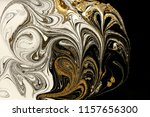 marble abstract acrylic... | Shutterstock . vector #1157656300