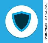 protect icon colored symbol....