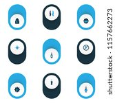 religion icons colored set with ...   Shutterstock .eps vector #1157662273