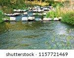 running water power plant | Shutterstock . vector #1157721469