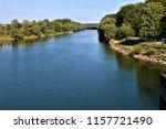 running water power plant | Shutterstock . vector #1157721490