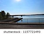 running water power plant | Shutterstock . vector #1157721493