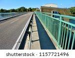 running water power plant | Shutterstock . vector #1157721496