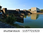 running water power plant | Shutterstock . vector #1157721523