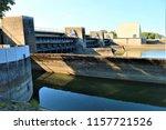running water power plant | Shutterstock . vector #1157721526