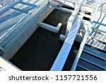 running water power plant | Shutterstock . vector #1157721556