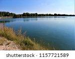 running water power plant | Shutterstock . vector #1157721589