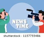 news time cartoons