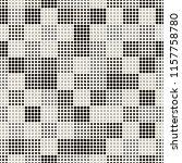 vector seamless pattern. modern ... | Shutterstock .eps vector #1157758780