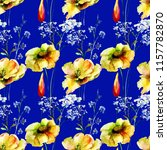 seamless pattern with...   Shutterstock . vector #1157782870