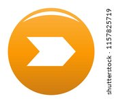 arrow icon in black. simple... | Shutterstock .eps vector #1157825719