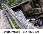 Small photo of Waterfall at the milldam