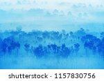 forest landscape background   Shutterstock . vector #1157830756