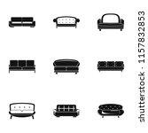 ottoman icons set. simple set...   Shutterstock .eps vector #1157832853