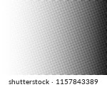 abstract dots background.... | Shutterstock .eps vector #1157843389