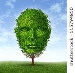 personal development and... | Shutterstock . vector #115794850