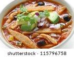 chicken tortilla soup  mexican...