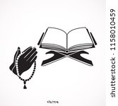 Koran Islam Religion Book...
