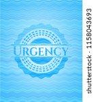 urgency light blue water wave... | Shutterstock .eps vector #1158043693