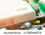 manufacturing date and expiry... | Shutterstock . vector #1158046876